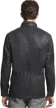 Kenneth Cole Reaction Jacket, Twill Zip Front Jacket