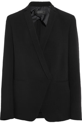 Calvin Klein Collection Pati brushed-crepe blazer