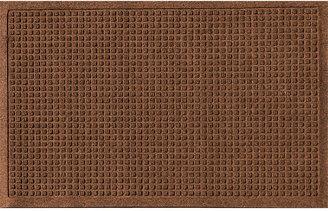 Bungalow Flooring Water Guard Squares 2' x 3' Doormat