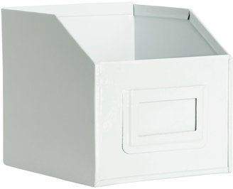 H&M Metal Storage Box - White