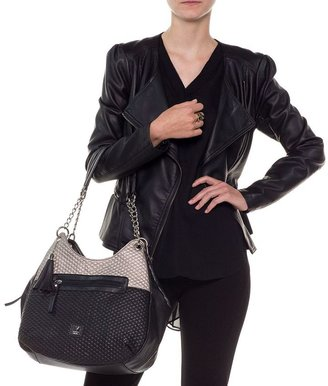 Kooba V-couture by mila quilted shoulder bag