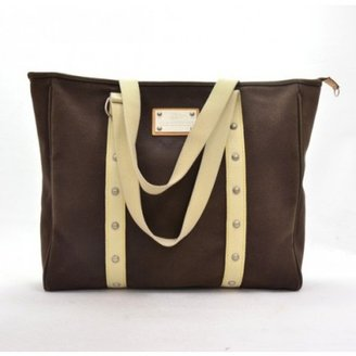 Louis Vuitton very good (VG Canvas Antigua GM Large Tote Bag - Limited Edition