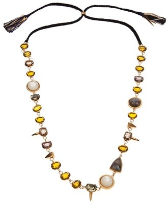 Lizzie Fortunato 'Iris' necklace