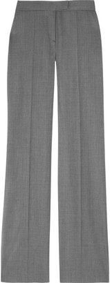 Stella McCartney Erin wool-twill flared pants