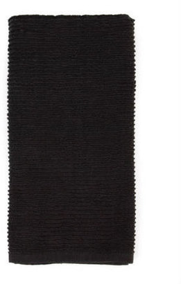 aquagirl Ladelle Professional Series 2pk Terry Chef Towel in Black
