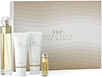 Perry Ellis 360° Women's Perfume Gift Set $60 thestylecure.com