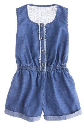 D-Signed Girls' Dress - Air Blue