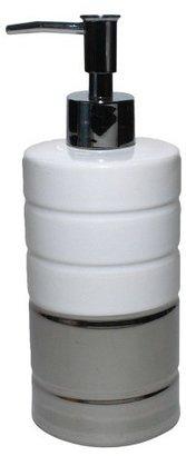Homewear Stainless Ice Lotion Dispenser - White