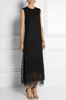 ADAM by Adam Lippes Lace midi dress