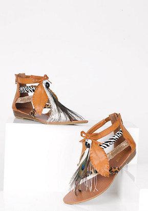 Delia's Pennie Sandal