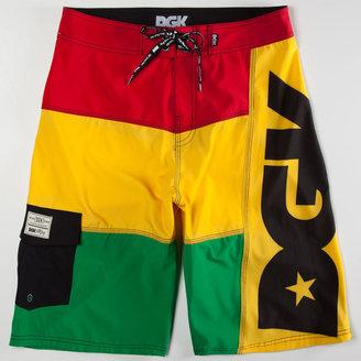 DGK Internationally Known Mens Boardshorts