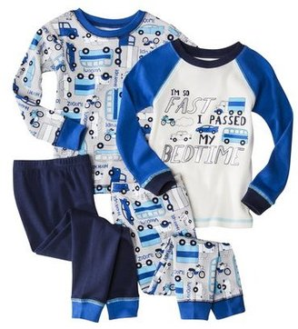 Carter's Just One You® by Infant Toddler Boys' Tight Fit Pajama Set