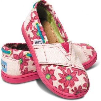 Toms Pink Daisy Tiny Biminis