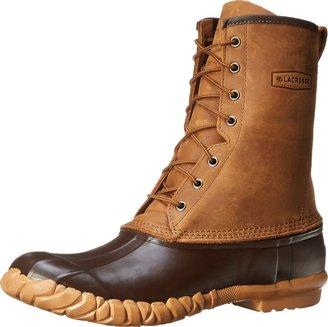 LaCrosse Men's Uplander II 10-Inch Brown Snow Boot