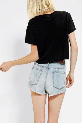 Truly Madly Deeply Catsssss Cropped Tee