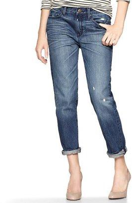 Gap 1969 Sexy Boyfriend Flap-Pocket Jeans