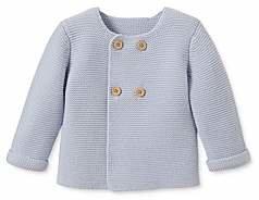 Elegant Baby Girls' Sofia & Finn Double-Breasted Cardigan - Baby