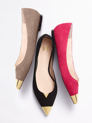 Victoria's Secret Collection Cap-toe Flat