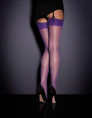 Agent Provocateur Seam & Heel Stockings