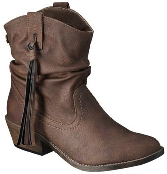 Mossimo Women's Kasey Boot - Assorted Colors
