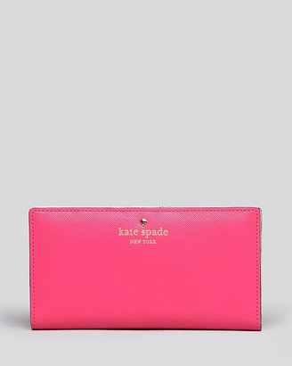 Kate Spade Continental Wallet - Mikas Pond Stacy
