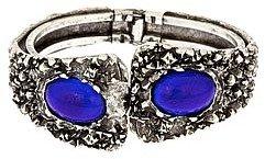 Yochi Design Yochi Cobalt Rock Cuff Bracelet