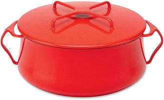 Dansk Cookware, 6 Qt Kobenstyle Red Casserole