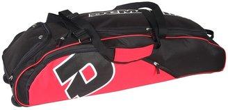 Wilson DeMarini Vendetta Bag on Wheels (Scarlet/Black) - Accessories