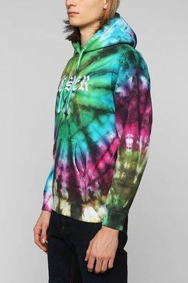 Urban Outfitters Loser Machine Tie-Dye Pullover Hoodie Sweatshirt