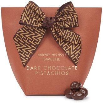 Harvey Nichols Dark Chocolate Pistachios 125g