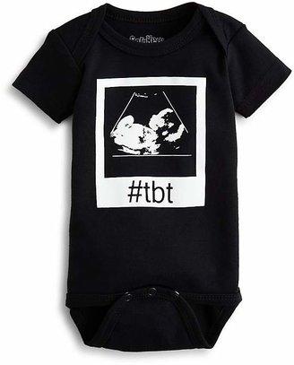Sara Kety Unisex #tbt Bodysuit - Baby $20 thestylecure.com