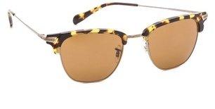 Oliver Peoples Banks Sun Sunglasses