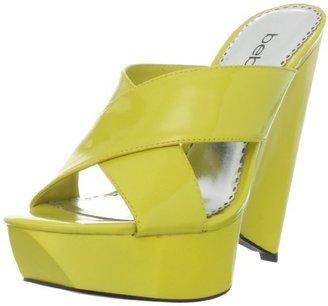 Bebe Women's Kara Wedge Sandal