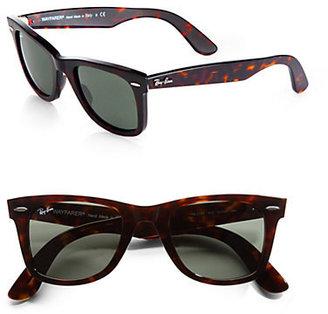 Ray-Ban Classic Square Wayfarer Sunglasses