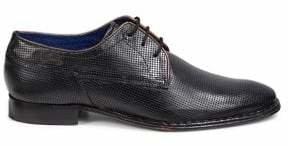 Bugatti Perforated Leather Derbys