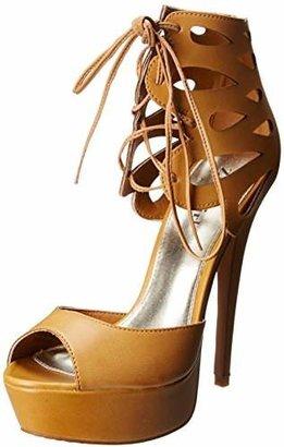 ZiGiny Women's Kalani Platform Sandal $21.42 thestylecure.com