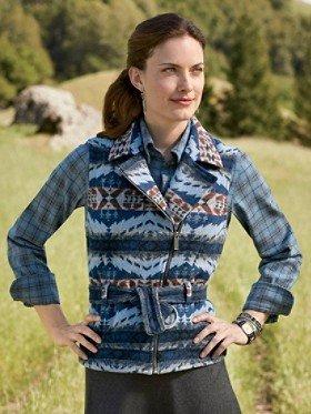 Pendleton Laredo Jacquard Vest
