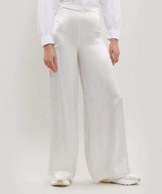 Ganni Cameron Wide Leg Trousers