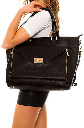 Urban Expressions The Chandra Tote in Black