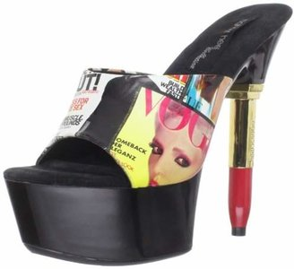 The Highest Heel Women's Lipstick-31-B&Re Sandal