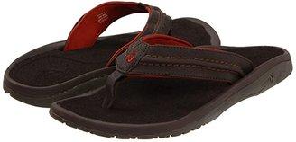 OluKai Hokua (Dark Java) Men's Sandals