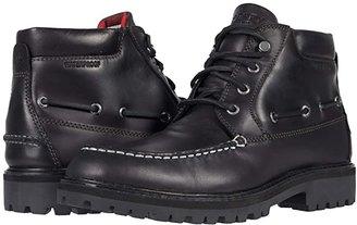 Sperry A/O Lug Chukka (Black 1) Men's Lace-up Boots