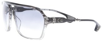 Chrome Hearts 'Boxlunch' sunglasses