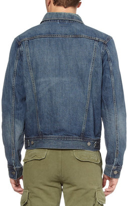 J.Crew Washed-Denim Jacket