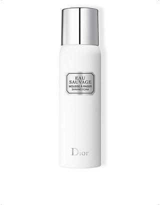 Christian Dior Eau Sauvage Shaving Foam