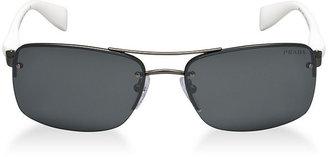 Prada Linea Rossa Sunglasses, PS 50NS 62