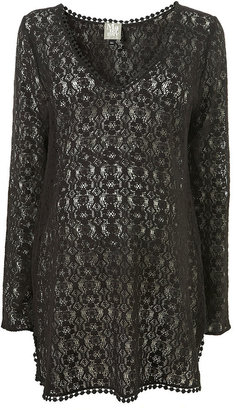 Topshop Maternity Lace Cover Up