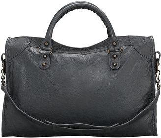 Balenciaga Classic City Bag, Anthracite