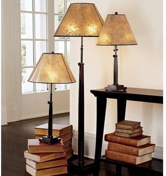 Pottery Barn Adjustable Column Floor Lamp Base