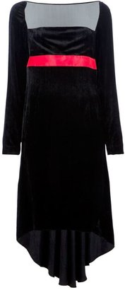 Krizia Vintage flared dress